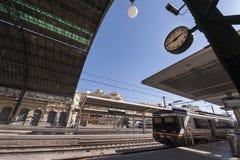 Valencia Train Station Stock Photos