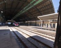 Valencia Train Station Royalty Free Stock Photo