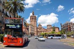 Valencia Turistic Royalty Free Stock Photos
