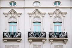 Valencia Windows Stock Photography