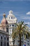 Valencia & x28; Spain& x29; , byggnader Arkivfoto
