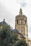 Valencia y x28; Spain& x29; , catedral Imagen de archivo libre de regalías