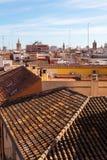 Valencian Skyline Royalty Free Stock Photos