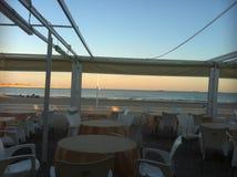Valencias Beach. The perfection beach Stock Photo
