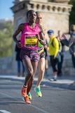 Valencias Marathon Stock Images