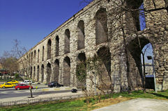 Valens Aqueduct Stock Photos