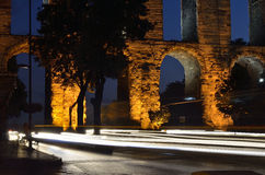 Valens aqueduct II Royalty Free Stock Images