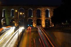 Valens aqueduct Royalty Free Stock Photos