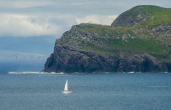 Valentia Island Arkivfoton