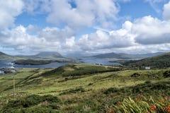 Valentia wyspy schronienie Zdjęcie Royalty Free
