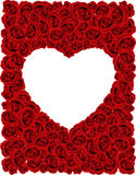 Valentijnskaart Royalty-vrije Stock Afbeelding