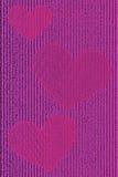 Valentijnskaart Stock Foto's