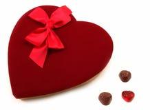 Valentijnskaart Royalty-vrije Stock Fotografie