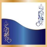 Valentijnskaart background5 Royalty-vrije Stock Fotografie