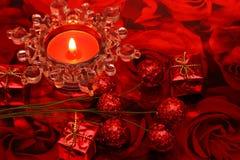Valentijnskaart-dag stilleven Royalty-vrije Stock Foto