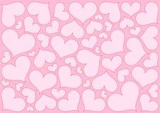 Valentijnskaarten Stock Foto's