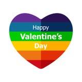 Valentijnskaarten dag-07 royalty-vrije illustratie
