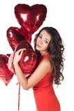 Valentijnskaartendag Royalty-vrije Stock Foto