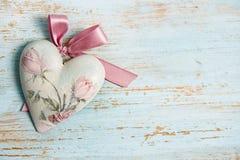 Valentijnskaartendag of Huwelijksachtergrond Stock Fotografie