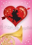 Valentim 01 Imagens de Stock Royalty Free