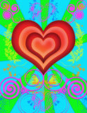 Valentim 03 Imagem de Stock