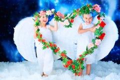 Valentim Imagem de Stock