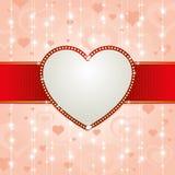 Valentim Fotografia de Stock