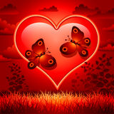 Valentim Imagens de Stock