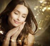 Valentim. Conceito do amor Imagem de Stock Royalty Free