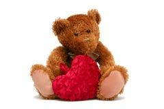 Valentim doce Imagens de Stock