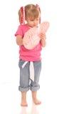 Valentim girl6 Imagem de Stock Royalty Free
