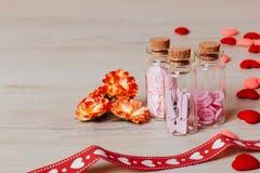Valentim ou composição do feriado Imagem de Stock
