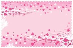 valentin карточки Иллюстрация штока