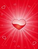 Valentin royalty-vrije illustratie