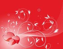Valentin illustration libre de droits