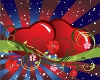 valentin stock illustrationer