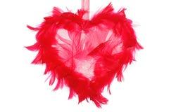 Valentin-cuore Fotografia Stock