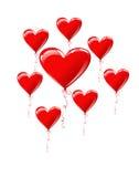 Valentin dag Stock Illustrationer