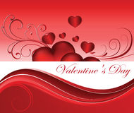 Valentin dag Arkivbilder