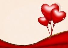 Valentin dag Fotografering för Bildbyråer