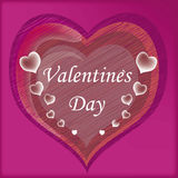 Valentin dag Royaltyfri Foto
