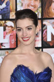 VALENTIN DAG, Anne Hathaway Royaltyfria Foton