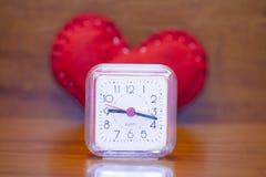 Valentin dag - Time för förälskelse arkivfoton