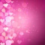 Valentin dagbakgrund Royaltyfri Foto
