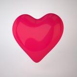 Valentin daghjärta Royaltyfri Bild