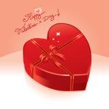 Valentin dagkort Fotografering för Bildbyråer