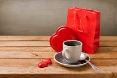 Valentin dagsammansättning Arkivfoton