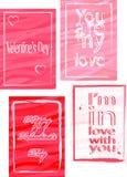Valentin day-02 vektor illustrationer