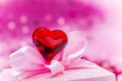 Valentin day background Stock Image
