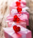 Valentin day background Royalty Free Stock Images